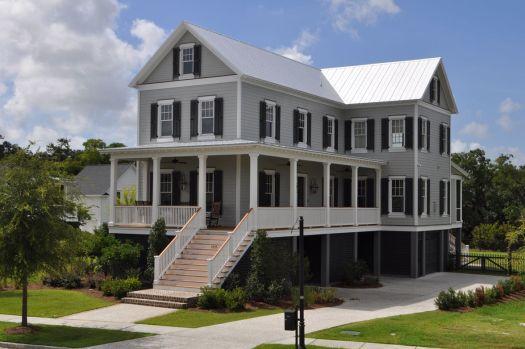 Smythe Park Home In Daniel Island Sc By Jacksonbuilt Custom Homes