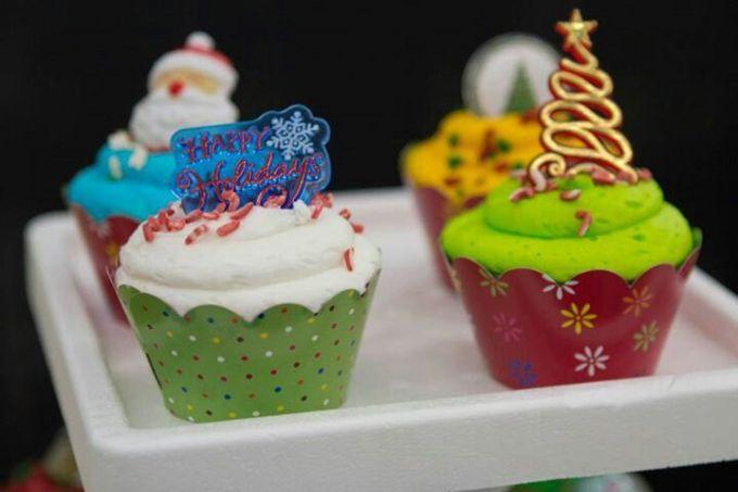 Christmas Cupcakes Cake Boss Christmaswalls Co