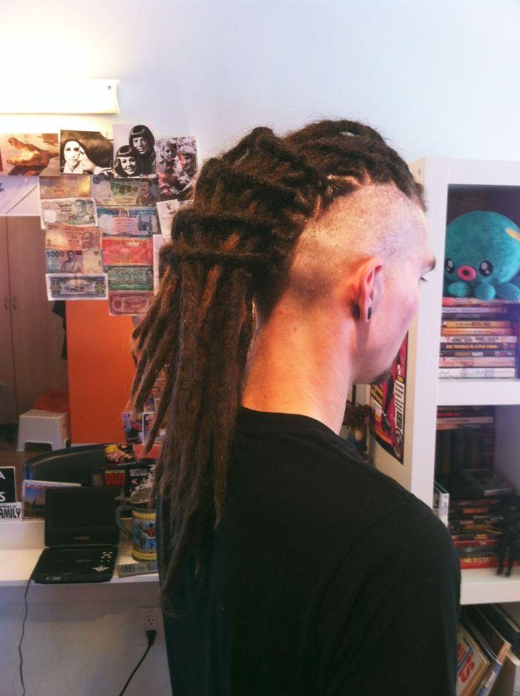 Our Daily Dread Dreads Pinterest Dreads Dreadlocks and Guy hair