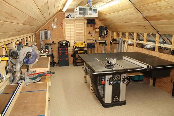 Workshop Design On Pinterest Garage Shop Home Workshop