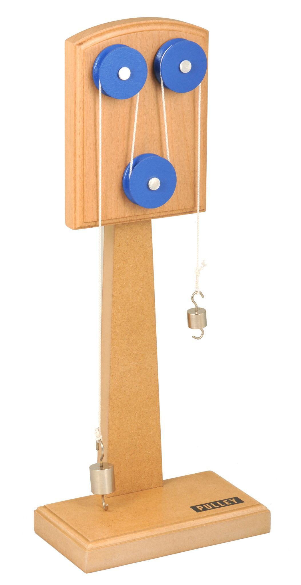 Eisco Labs Simple Machines Pulley Model