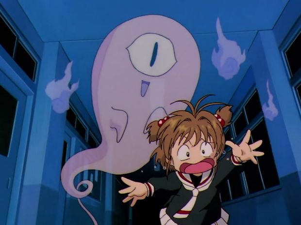 Image result for anime ghost