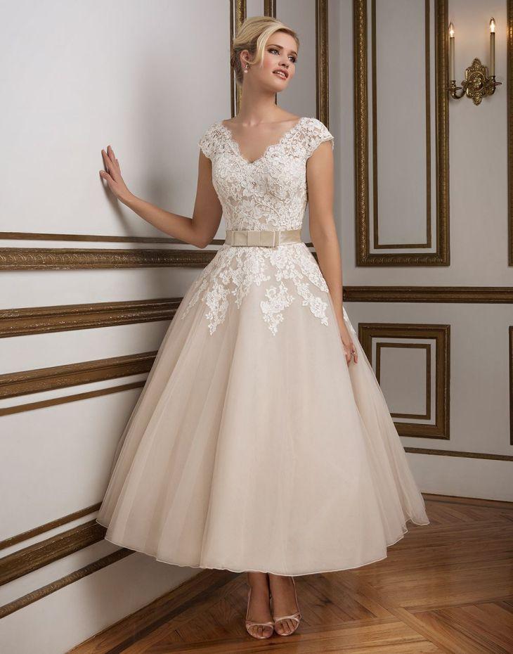 Justin Alexander wedding dress style A us vintage