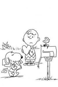 Snoopy Valentines Day Coloring Pages – Valentine\'s Day Info