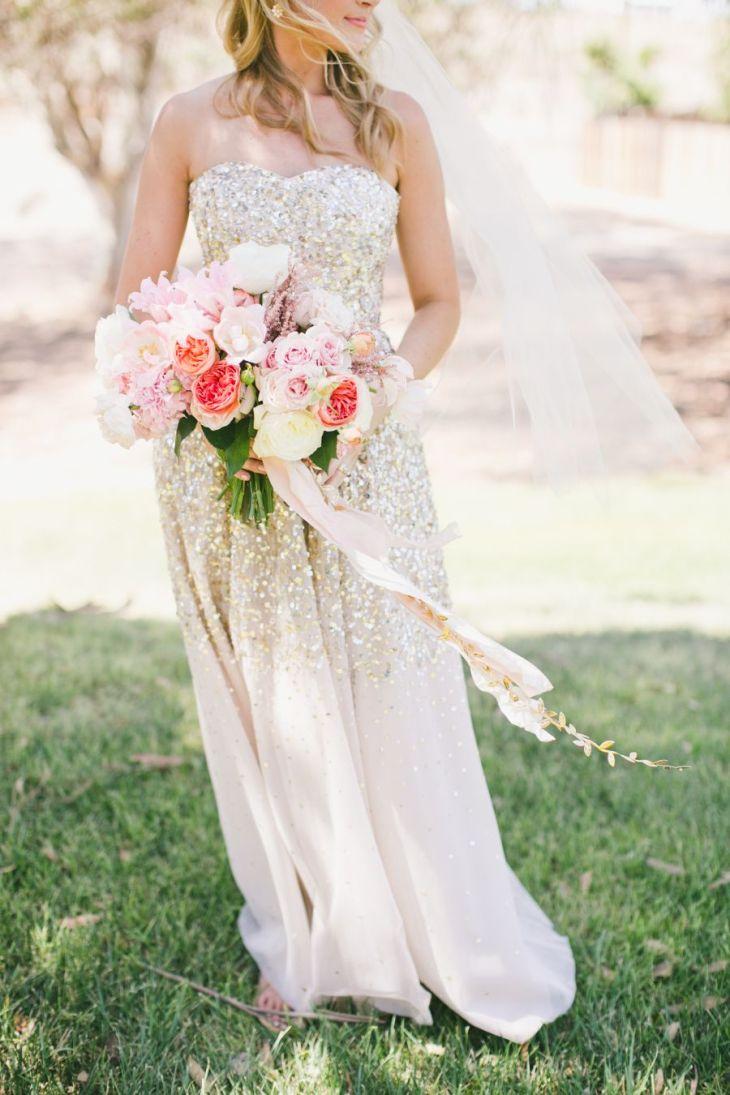 The Most Gorgeous FashionForward Wedding Dresses Ever  Wedding