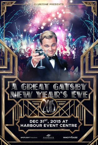great gatsby new year themes u2013 merry christmas and happy new year 2018 gatsby