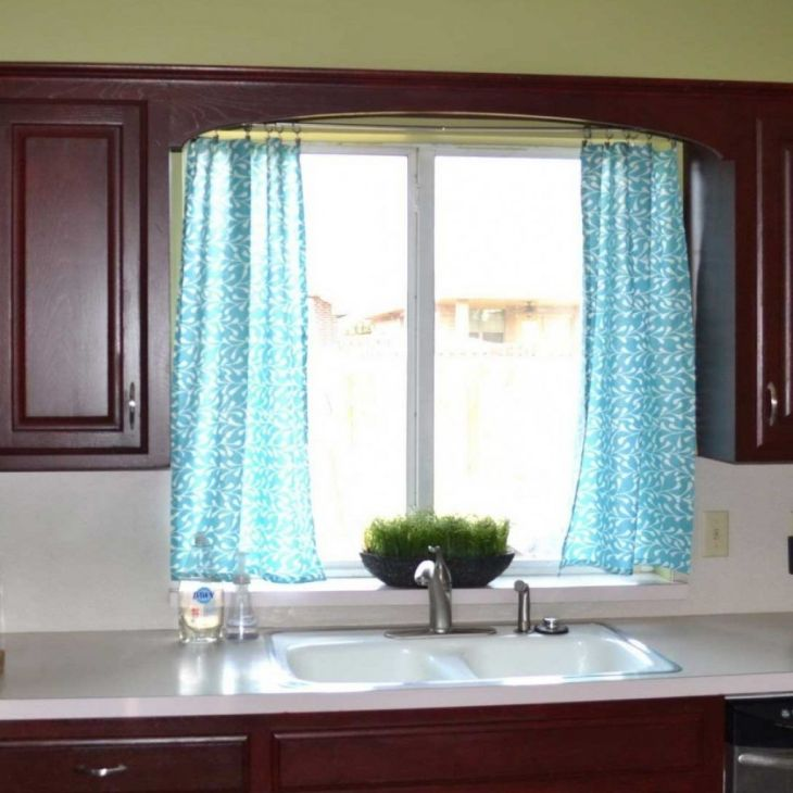 Modern Contemporary Kitchen Curtains  latulufofeed