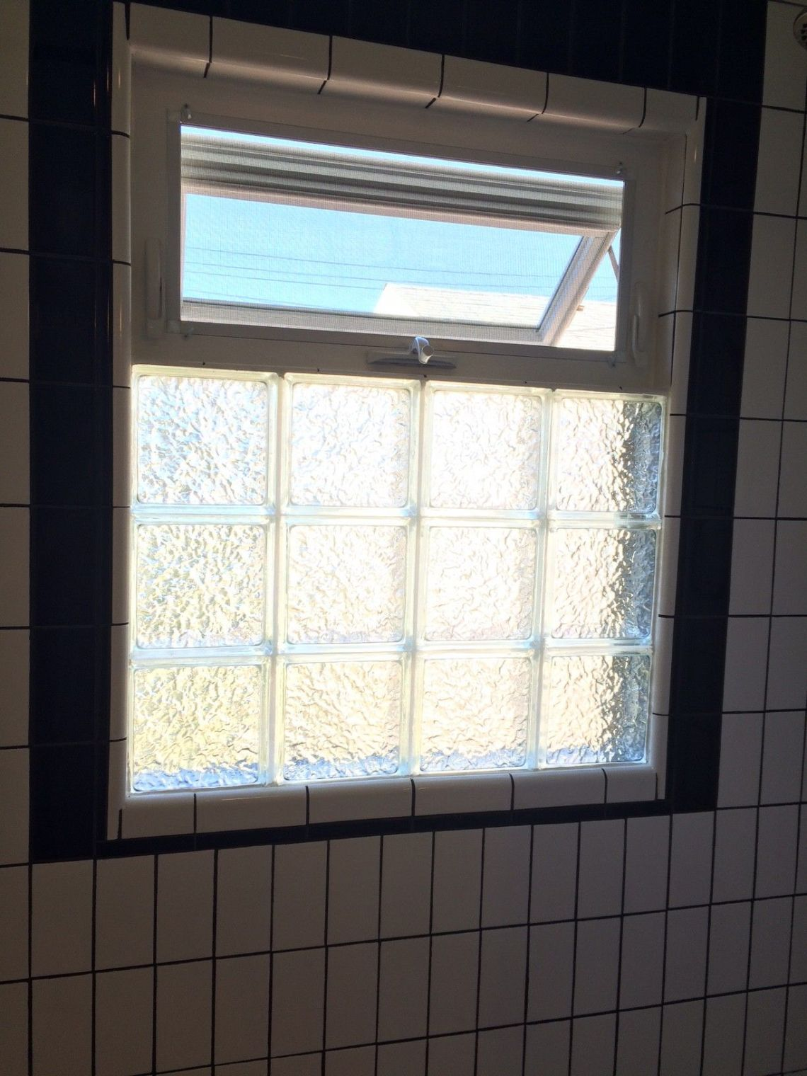 Image Result For How To Replace A Ba T Window In A Block Wall