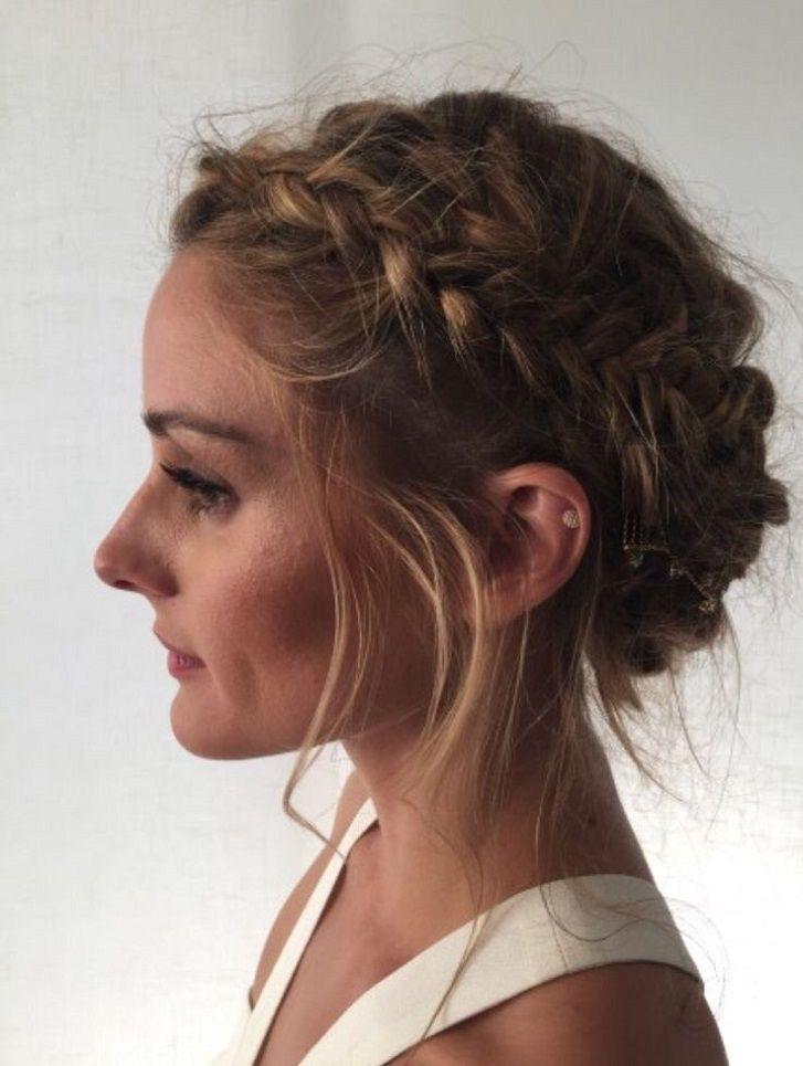 milkmaid braid ideas,messy milkmaid braid,dutch milkmaid braids updo #updo #milkmaidbraids #weddinghairstyles #hairstyles