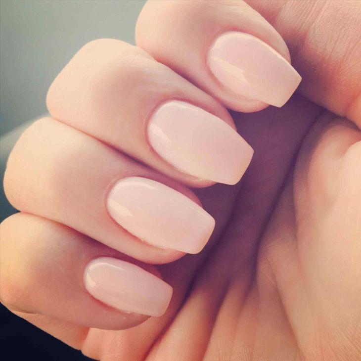 Image result for pink short coffin nails JeweledNails Jeweled
