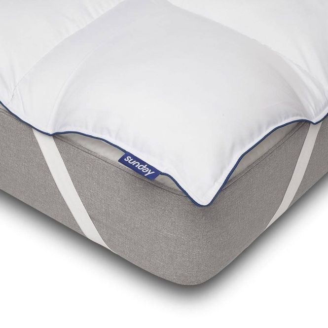Mattress Toppers Online From Sunday Best Price No Use Of Memory Foam Or Latex