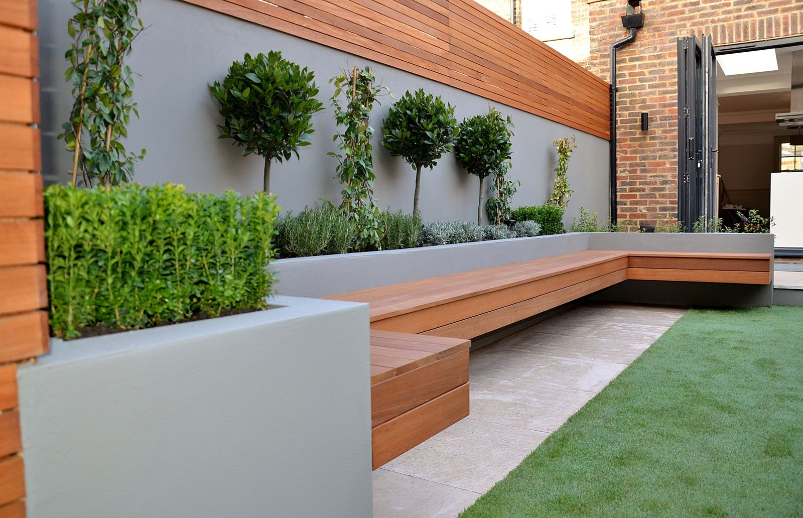 Modern Garden Design Landscapers Designers Of Contemporary
