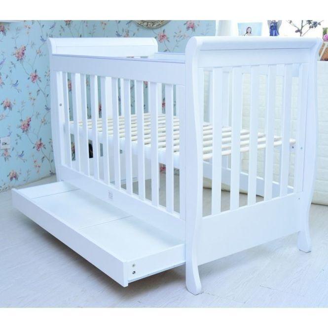 Sunshine Cot W Mattress Change Table Drawer Set Baby Furniture Sets