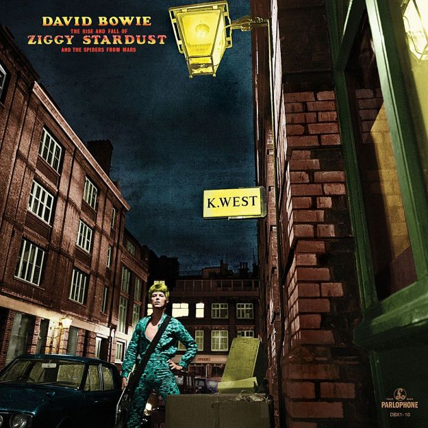 The Rise and Fall of Ziggy Stardust and the Spiders From Mars ile ilgili görsel sonucu