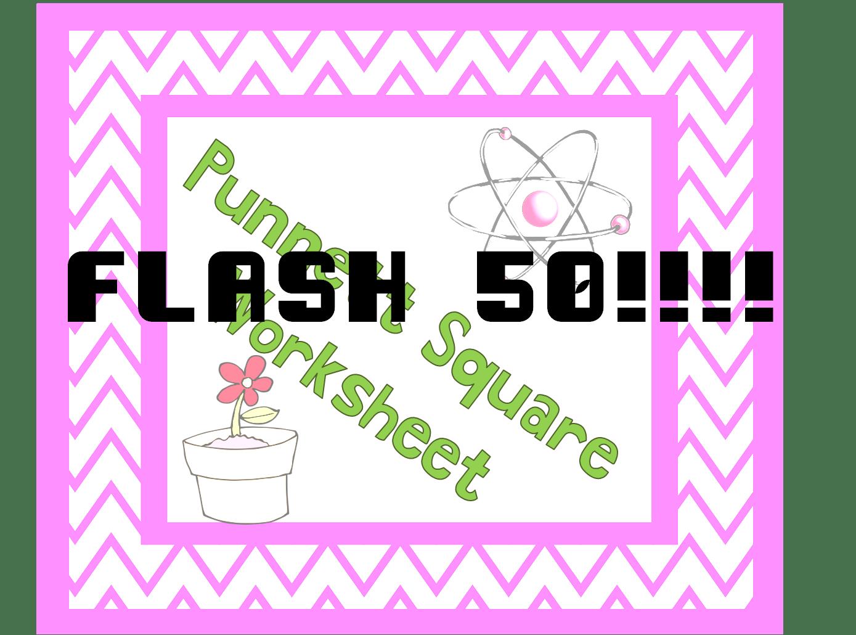 24 Hours Only 9 7 13 Flash 50 Deal Punnett Square
