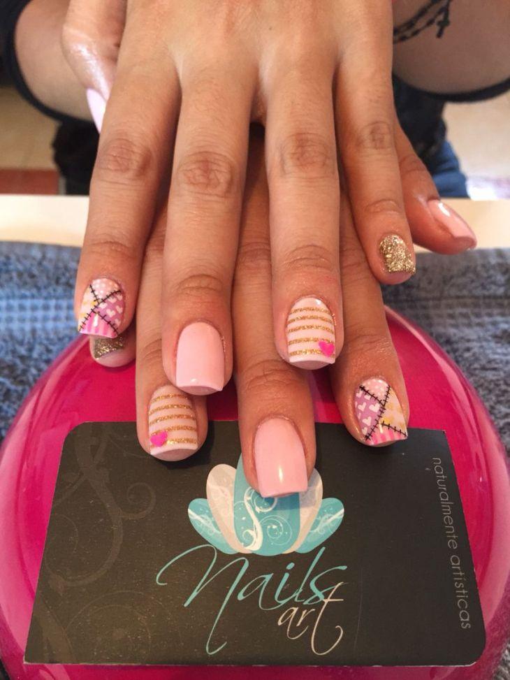 Nails art acrylic nails nails Nails art Pinterest Nail nail