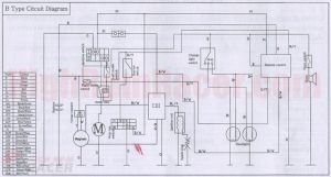 110Cc Pocket Bike Wiring Diagram | Need Wiring Diagram