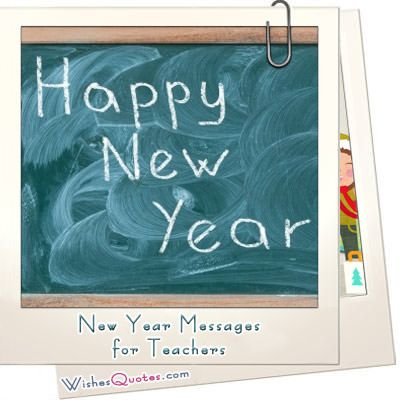 teacher happy new year