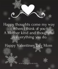 valentine sayings for mom