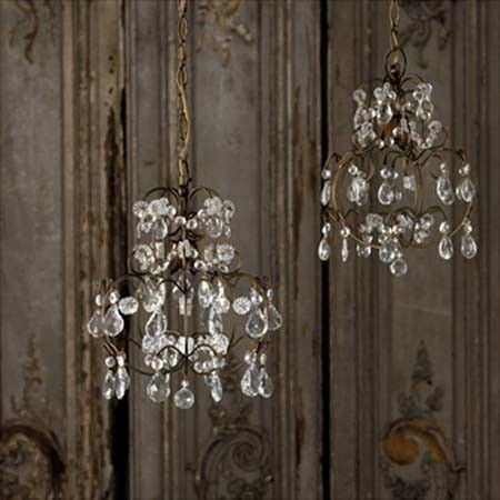 Graham And Green Pretty Chandeliers Perfect For Tiny Bathrooms 3