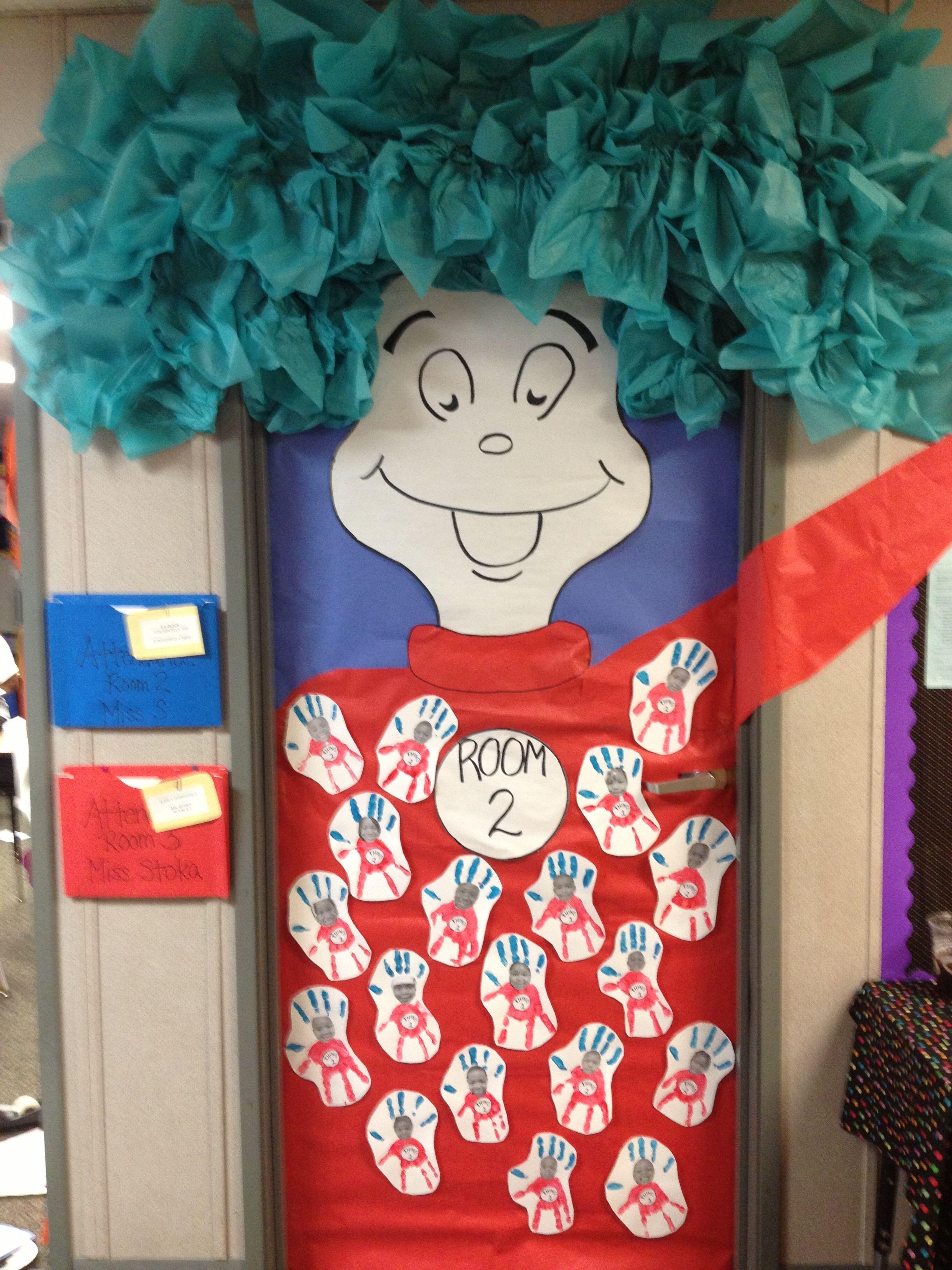 Dr Seuss Door
