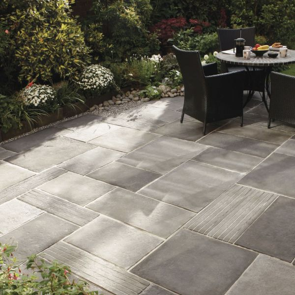 pinterest outdoor patio tiles Engineered stone paving tile for outdoor floors