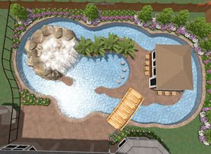 Lazy River Pools Residential Lazy Rivers Phoenix