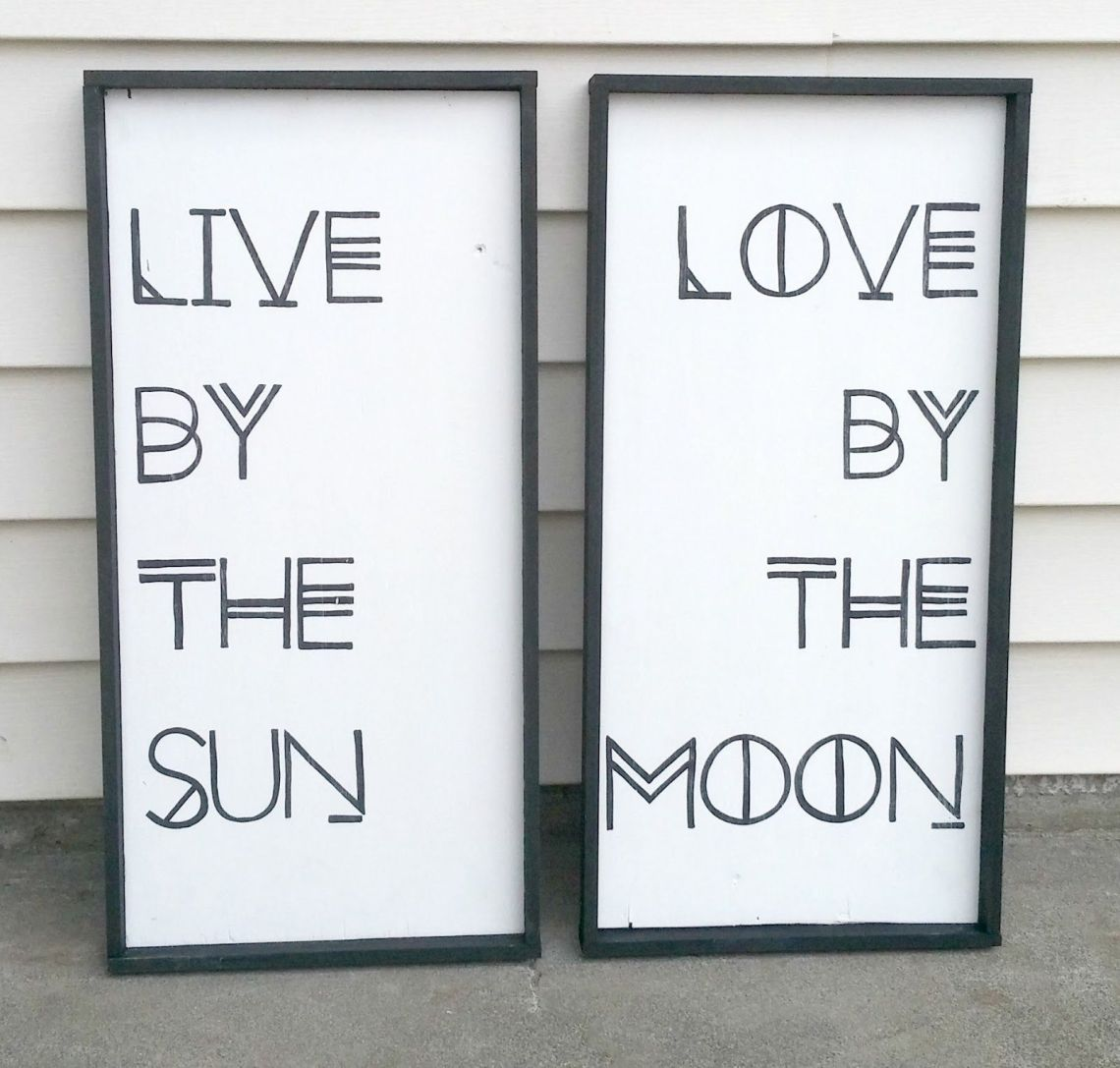 Download DIY Inspirational Quote Sign   Inspirational, Moon and ...