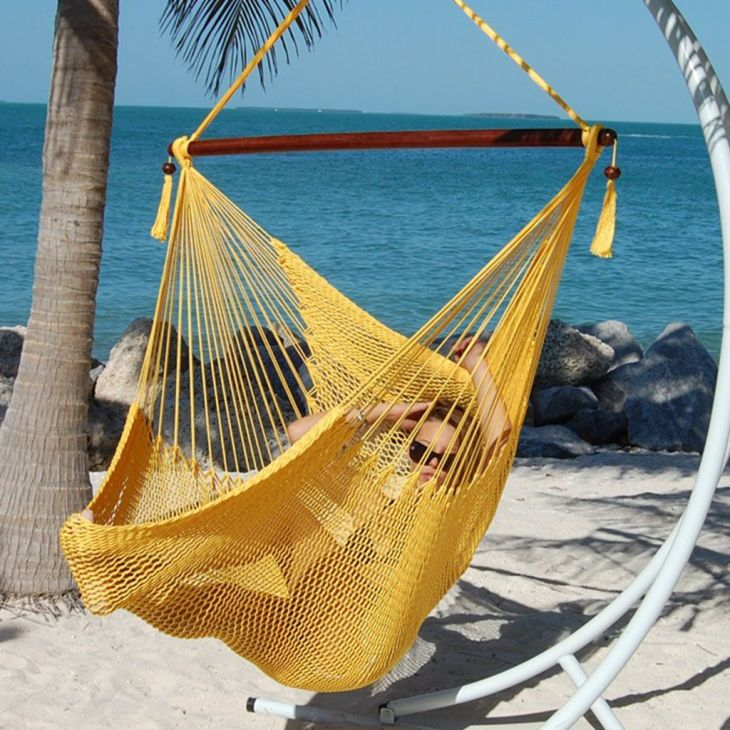 Hand Woven Hammock Chair Yellow Products Pinterest Hammock