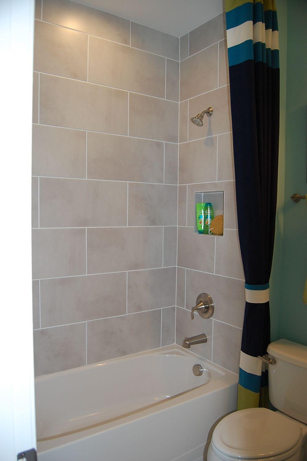 Master Bath Shower Emser Cosmopolitan Crystal House