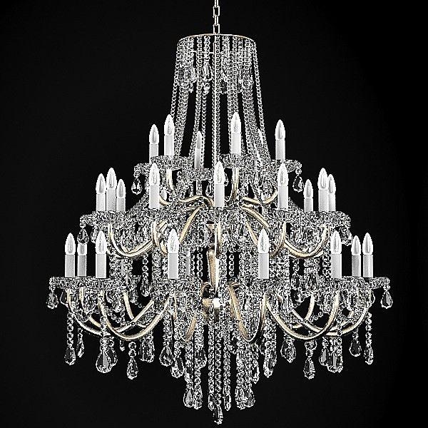 Chandelier Classic Crystal Swarowski Faustig Luxury Jpgd29f036b D652 4129 Ac1e E3b3a544a0fclarger