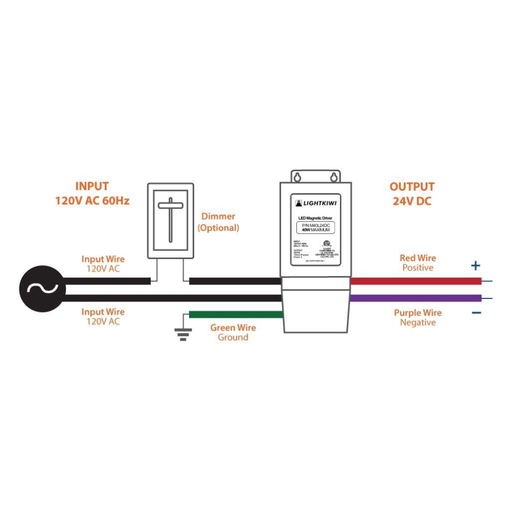 Low Voltage Under Cab Lighting Wiring Diagram