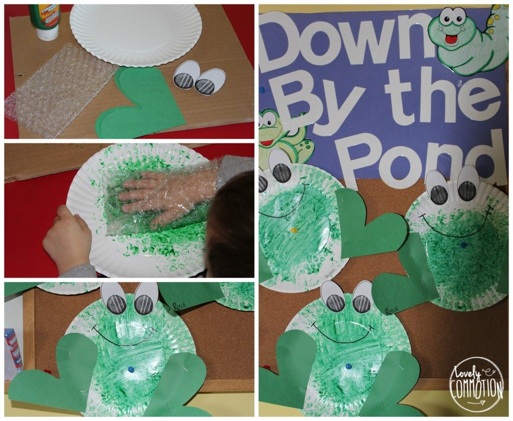 The 25 Best Frog Crafts Preschool Ideas