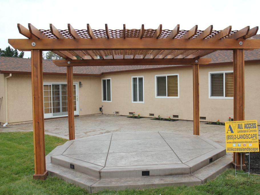 raised concrete decks | raised concrete patio ideas Raised ... on Raised Concrete Patio Ideas id=63816