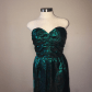 Gorgeous vintage evening dress size cas and prom
