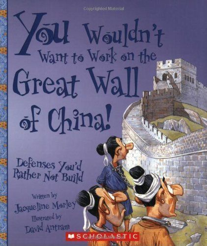 you wouldn t want to work on the great wall of china on the great wall of china id=60918