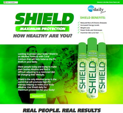 Image result for mdc shield spray