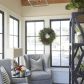 Window ideas for a sunroom  sunroom saw this little sunroom off the kitchen in person and want