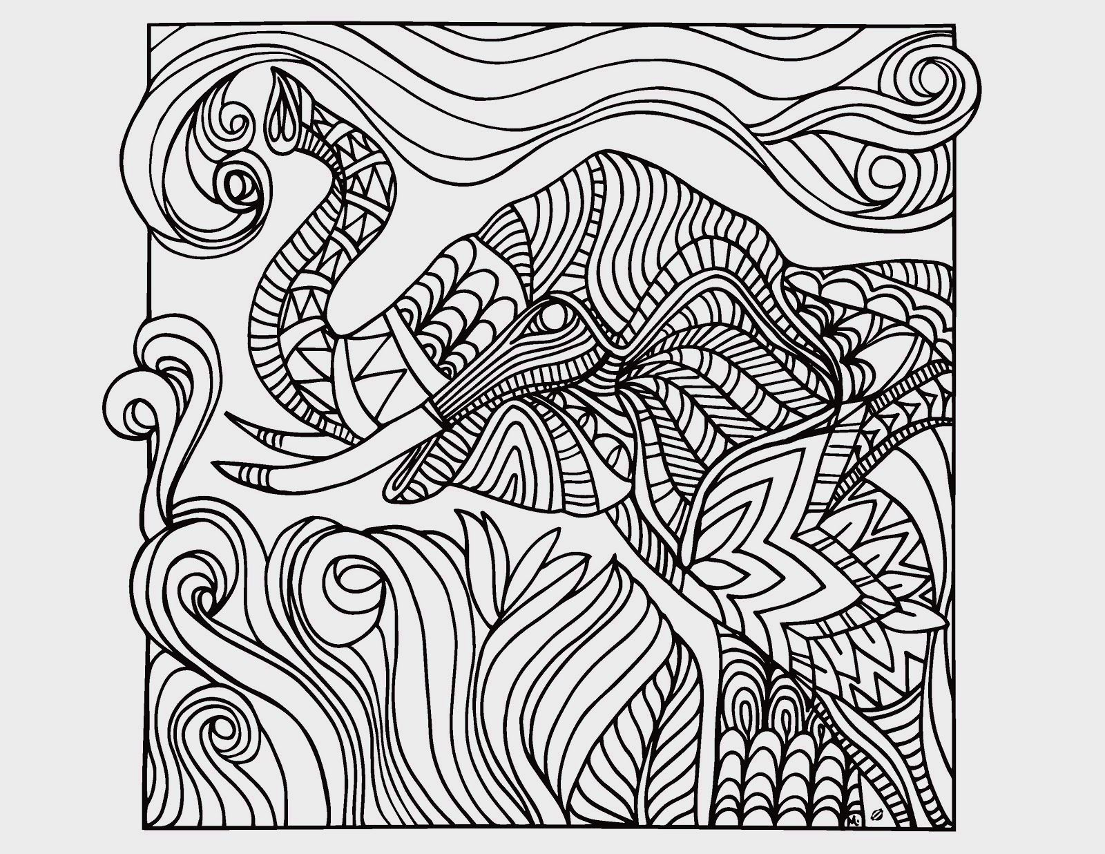 Grown Up Coloring Pages Coloring Pages Pinterest