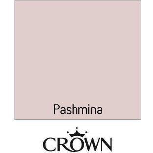 Crown Matt Emulsion Paint Pashmina 2 5l From Homebase Co Uk