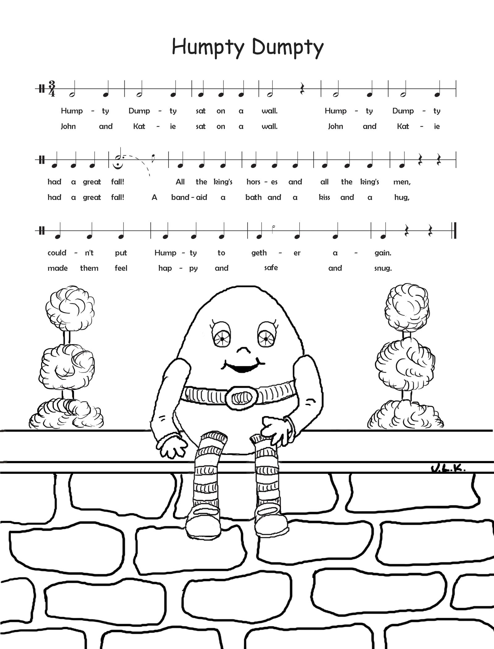 Free Downloadable Music Coloring Pages