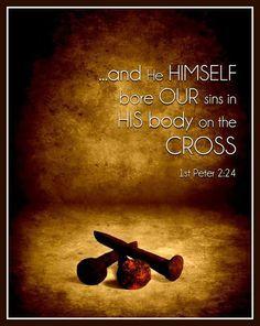 Image result for I Peter 2:24