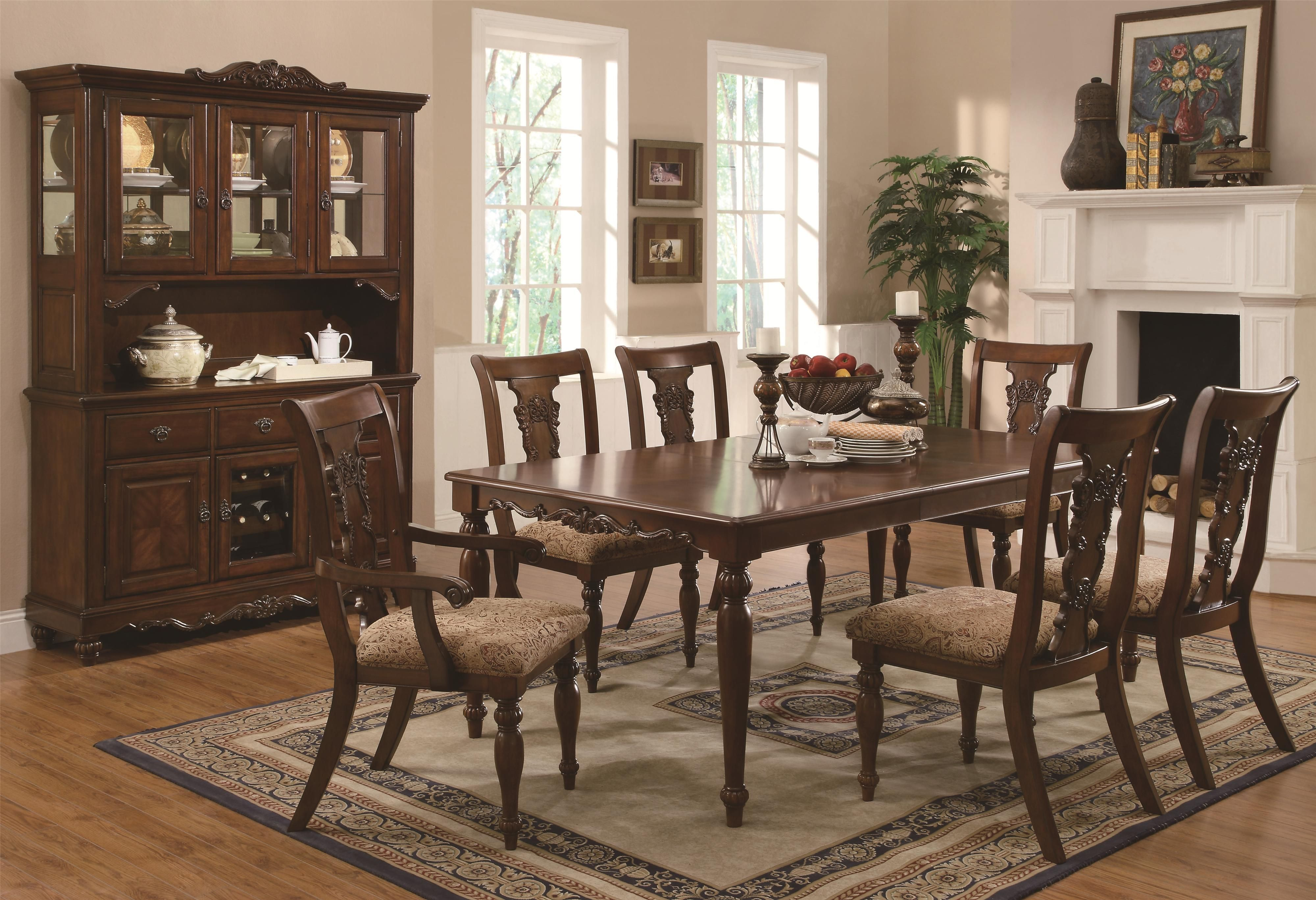 This Elegant Dining Collection Has The Look Of Treasured