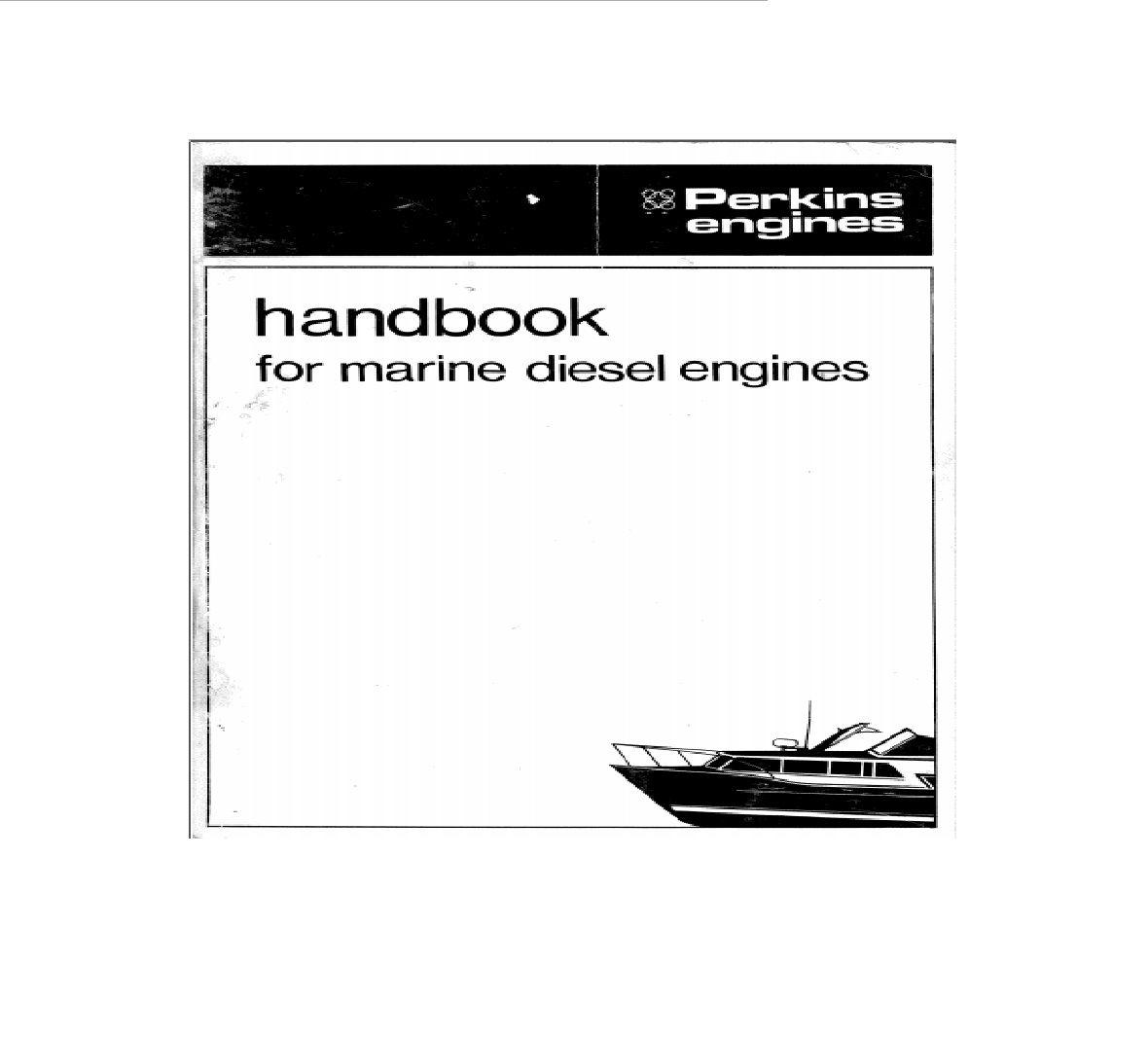 Perkins Marinesel Engines 4 108 4 107 4 99 Workshop