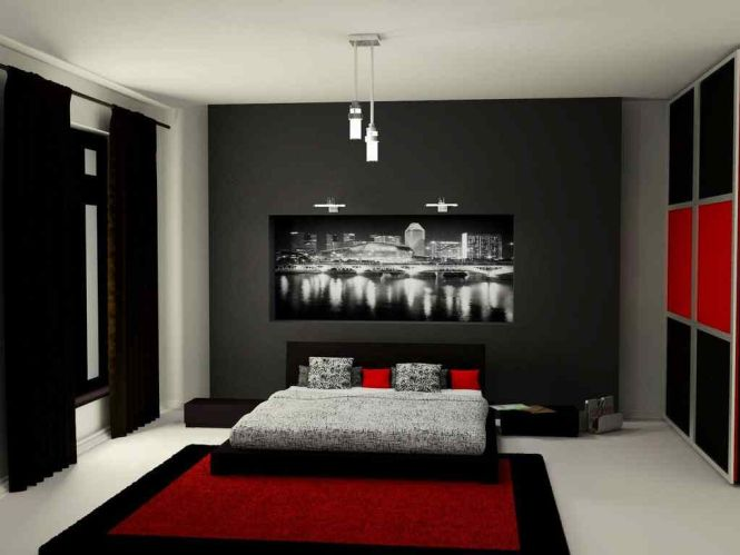 The Premiere Of Your Favorite Movie 50 Shades Darker Is Hening Soon And You Probably Red Grey Bedroom Ideas