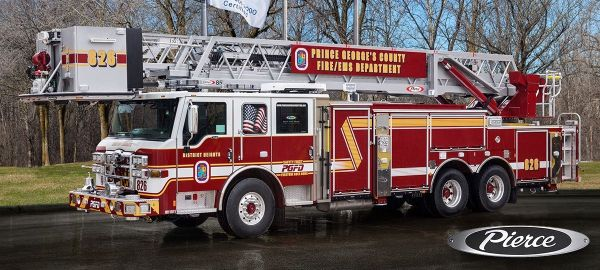 Prince George's County Fire & EMS Department - Aerial ...