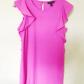 Hot pink dress shoes  Banana Republic Hot Pink Dress without belt  Hot pink dresses