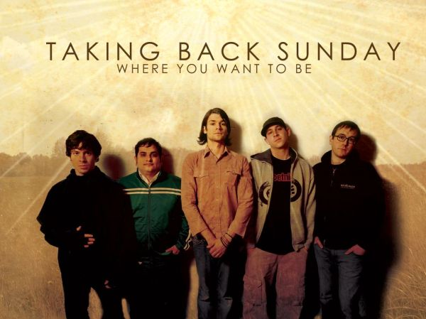 Taking Back Sunday | Music | Pinterest | To be, Love you ...