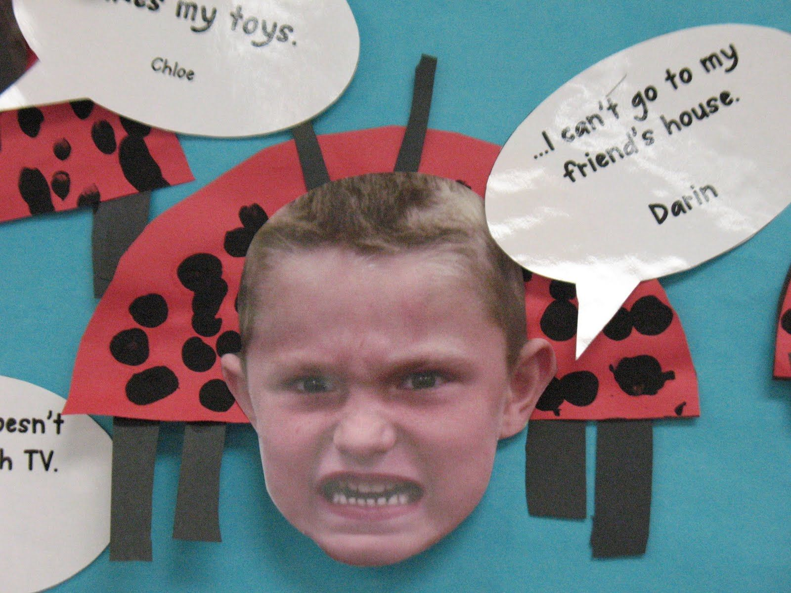 Mrs Morrow S Kindergarten Insects The Grumpy Ladybug By Eric Carle