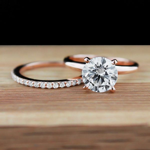 Traditional Solitaire Engagement Ring Traditional